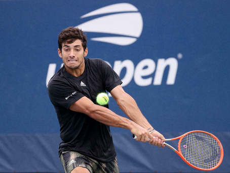 Garin se despide del US Open tras perder en segunda ronda ante el 120 del mundo