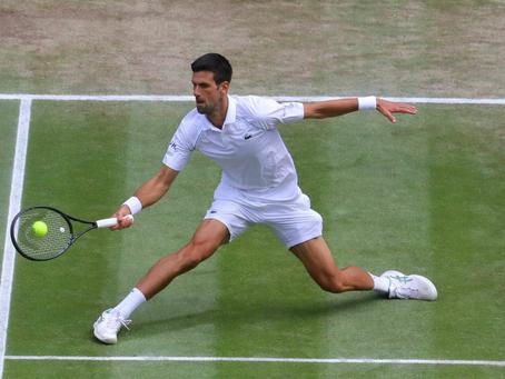 """Djokovic pone en duda el Golden Slam: """"Ahora mismo estoy algo dividido por ir"""""""