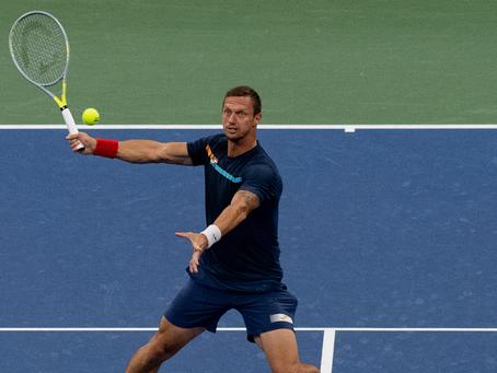 """Filip Polasek, doblista número uno de Eslovaquia en Copa Davis: """"Será una serie muy abierta"""""""