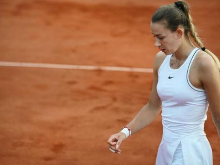 Tenista rusa es detenida en París por posible arreglo de partidos en Roland Garros