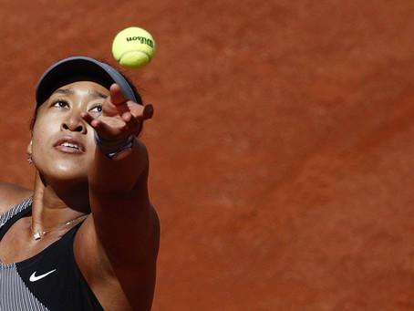 Osaka se retira de Roland Garros luego de las amenazas de los Grand Slam