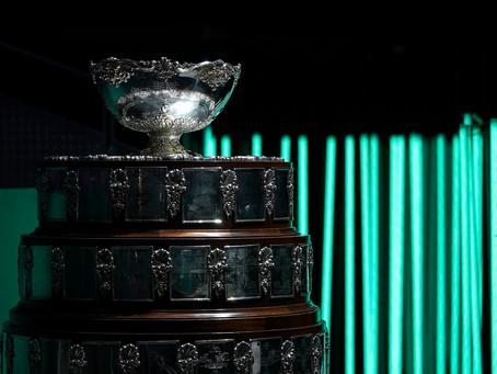 Seis grupos, tres ciudades sede: Así se jugará la Copa Davis 2021