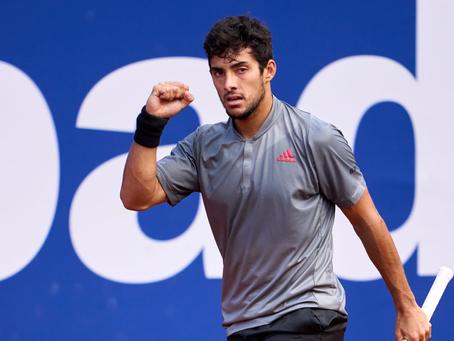 Garin pasó a cuartos de final del ATP 250 de Estoril por walkover de Gasquet