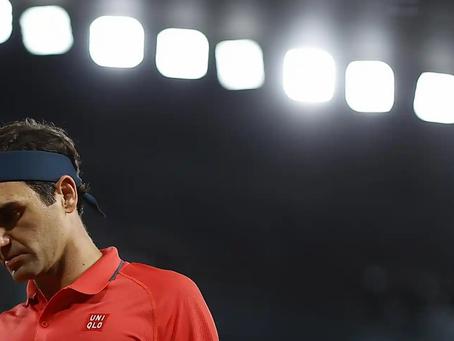 Roger Federer decide bajarse de Roland Garros en Octavos de Final