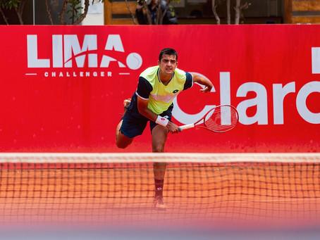 Rankings: Tomás Barrios alcanza la mejor posición de su carrera