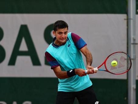 Tomás Barrios accede a su tercera semifinal del año en Almaty y consigue su mejor ranking ATP