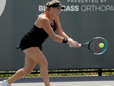 Alexa Guarachi cae en el Australian Open en dobles mixto
