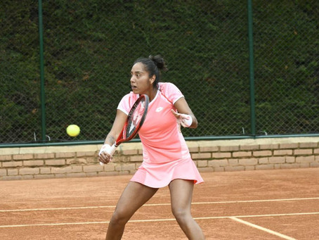 Seguel accede a su tercer cuadro principal a nivel WTA en Bogotá