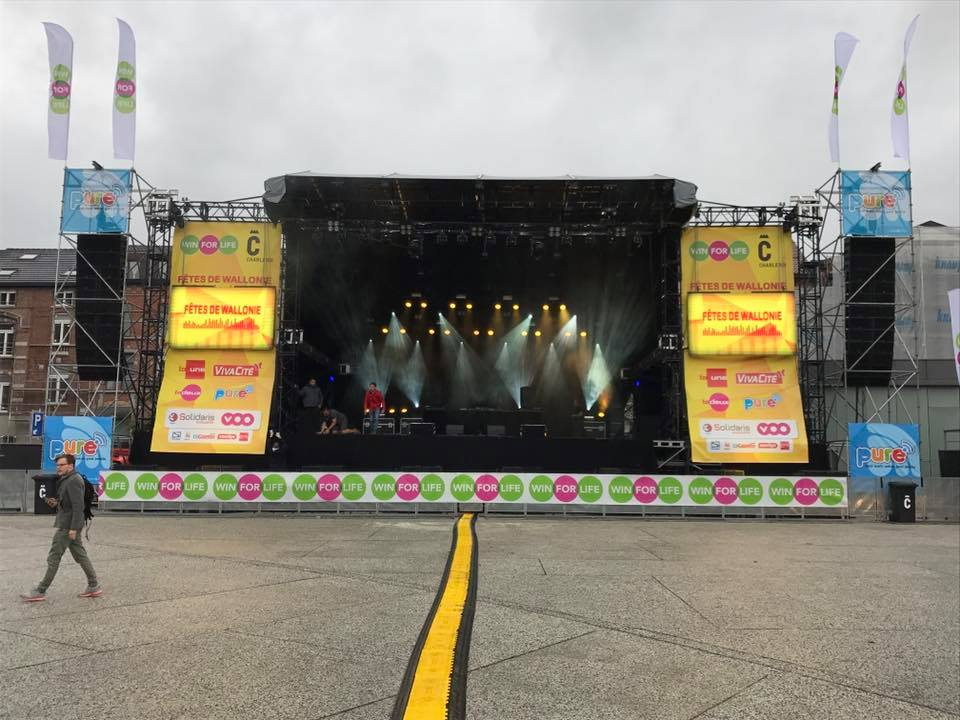 Fête de Wallonie Charleroi 2017