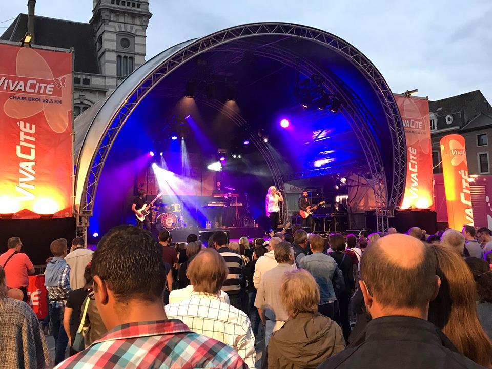 Fête de la musique Charleroi