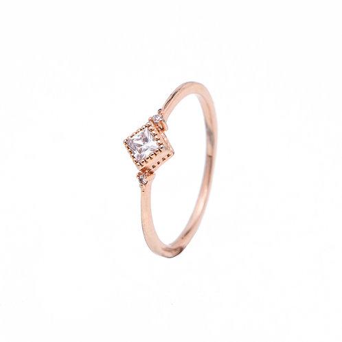 Midnight Glory Daimond Ring