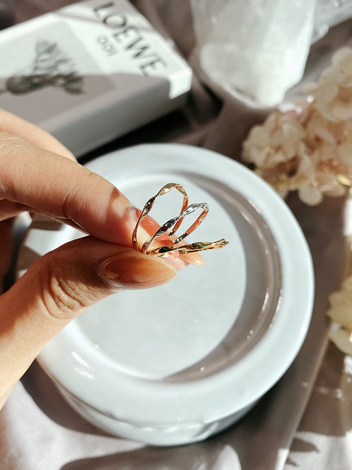 Wave Stacking Rings