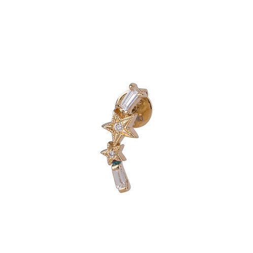 Sophia Spark Diamond Earring