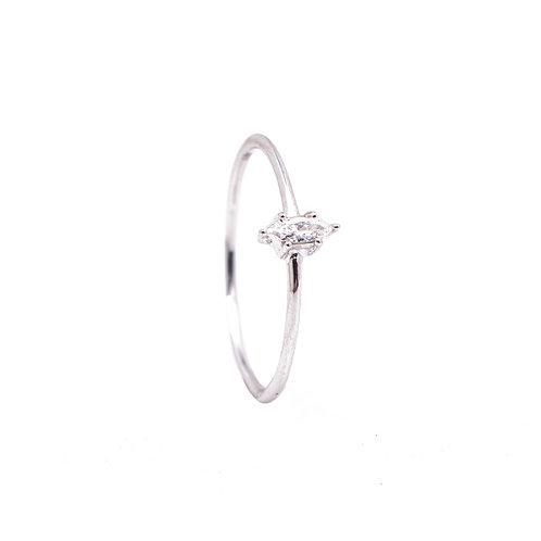 Constance Luna Diamond Ring