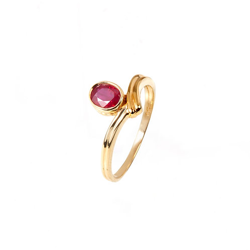 Lady May Ruby Ring