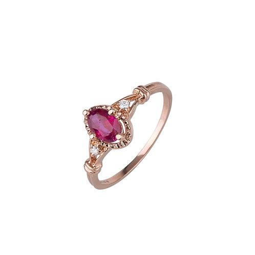 Sparkling Nova Diamond Ring