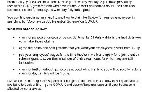 COVID-19 News Bulletin 26/06/2020