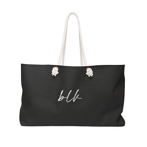 """""""blk"""" Weekender Bag"""