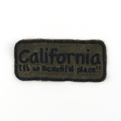 "ALM Message Patch ""It's so beautiful place"""