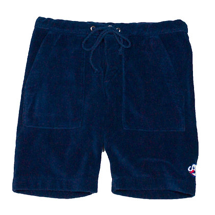 ALM Towel Shorts NAVY