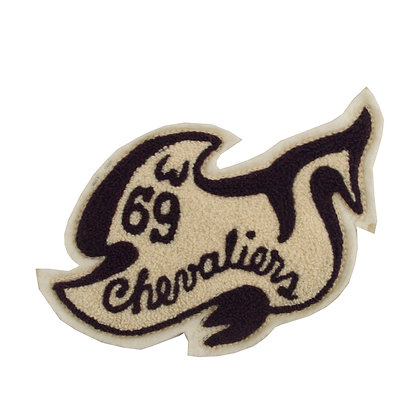 1969 Vintage College Patch