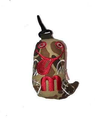 No11,  Mottainai Spook Key Chain Camo
