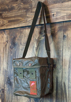 ALM Recycled Military Cross Body Bag D