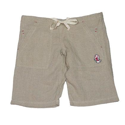 ALM Reversible Capoeira Linen Shorts