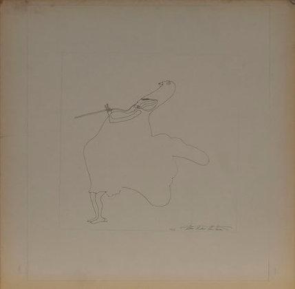 1966 Original Art Work No27