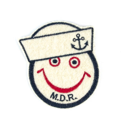 No83 ALM Marine Smile Patch