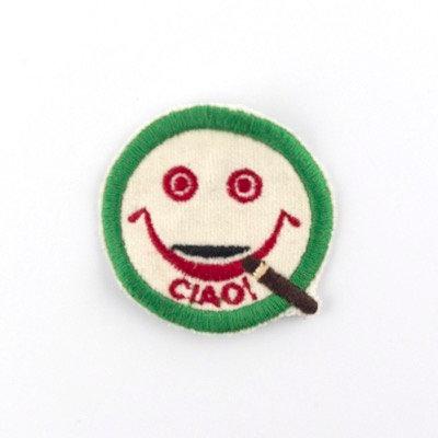 """ALM Mini Smile Patch """"CIAO"""""""