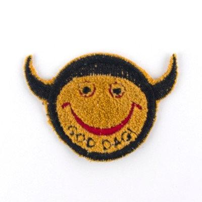 "ALM Mini Smile Patch ""G'DAY"""