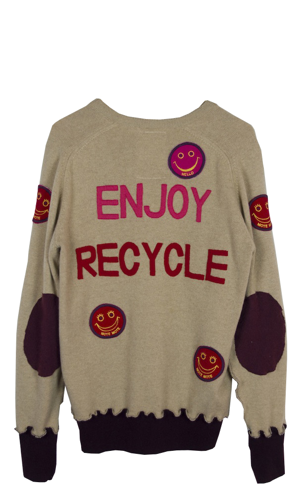 ALM Recycle Cashmere Sweater