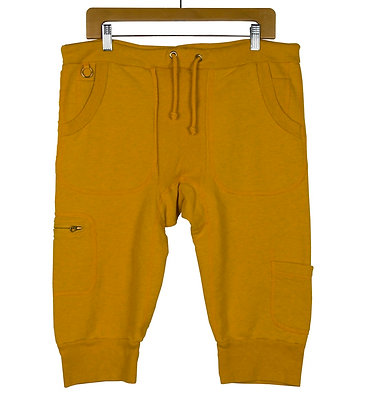 ALM Sweat Half Length Pants