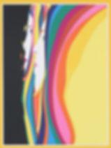 """Original Paint """"Two Graces"""" by John Luke Eastman"""