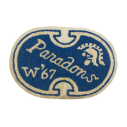 1967 Vintage College Patch