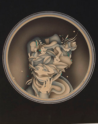 1995  Original Art Work No16