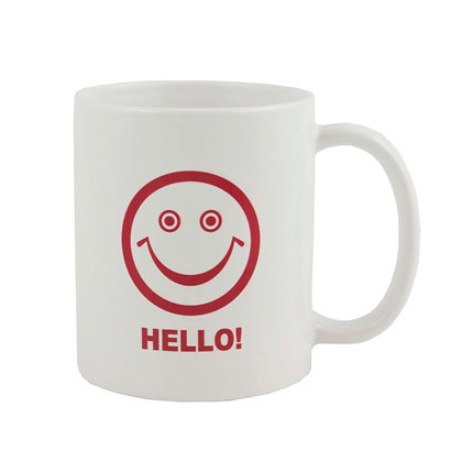 """ALM Original Mug Cup """"HELLO"""""""