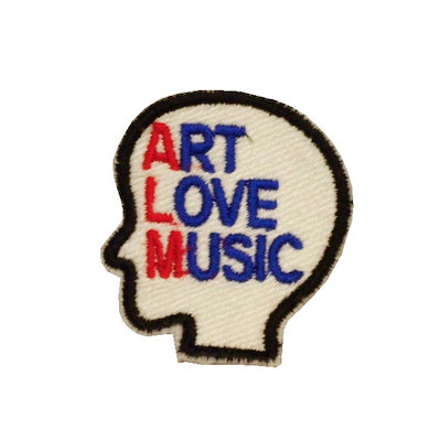 ALM ART LOVE MUSIC Patch
