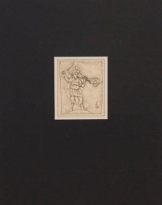 1957 Original Art Work No26