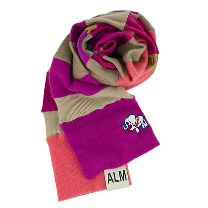 ALM Recycled Cashmere Scarf