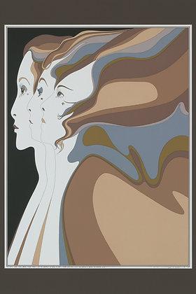 No5, THREE GRACES Silk Screen (1977)