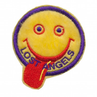 "No121  ALM Smile Patch ""Lost Angeles"""