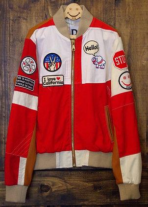DR LOVE Patchwork Jacket C