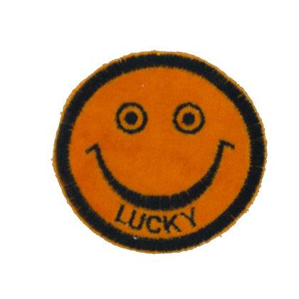 No92 ALM Smile Patch Orange