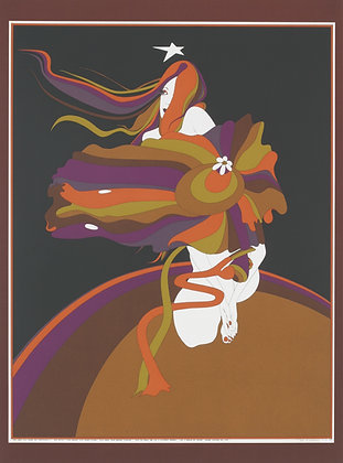 No28 LARGE FLOWER GIRL (1979)