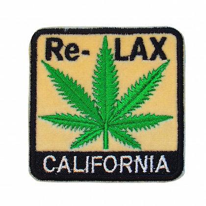 No8, Re-LAX California パッチ