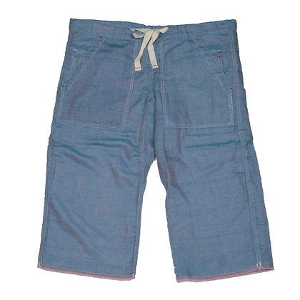ALM Reversible Organic Cotton Capoeira Shorts