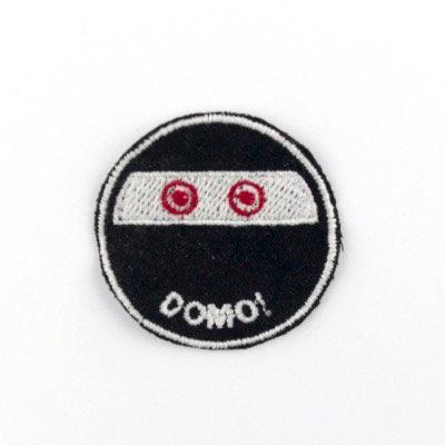 """ALM Mini Smile Ninja Patch """"DOMO"""""""