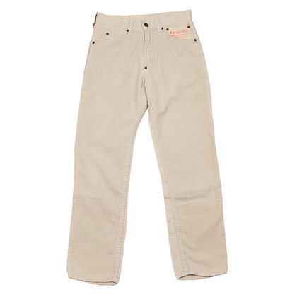 ALM Kids Corduroy Pants w/Patches
